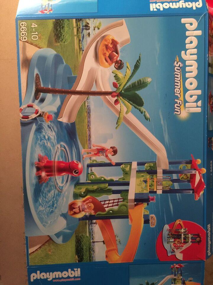 Playmobil, Summerfun, 6669 og 6670