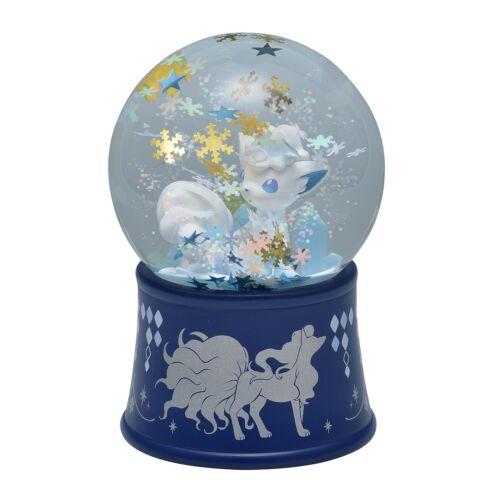 Pokemon Center Original Snow Globe Alola Vulpix Rokon 1021-232638