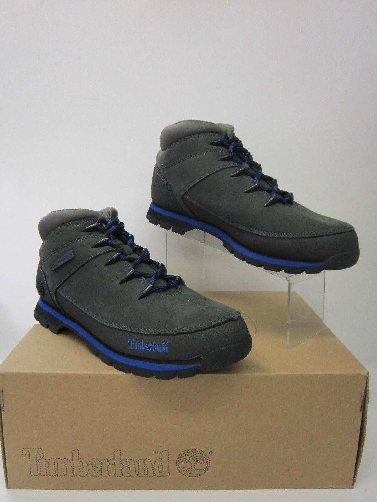 MENS TIMBERLAND Stiefel 61557 EURO SPRINT grau   | Fein Verarbeitet