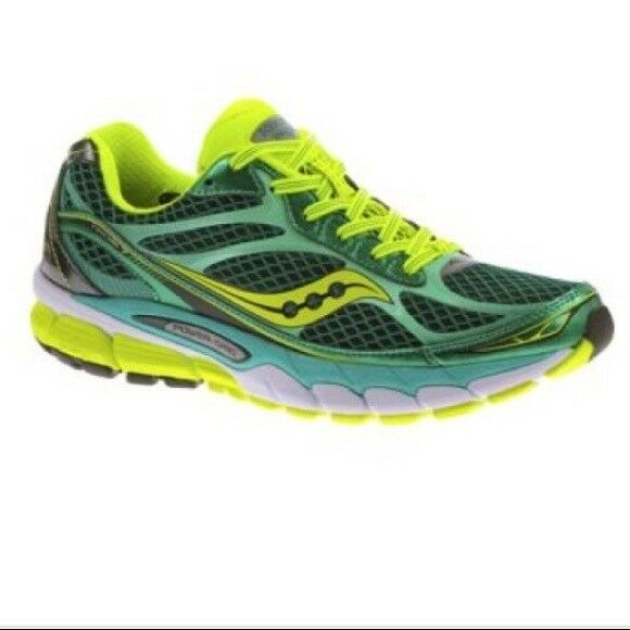 Saucony Ride 7 Women Power Grid Running shoes 10.5