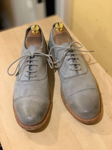 Walk Over Vintage Collection Captoe Oxford Shoes 1