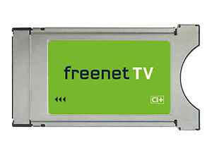 Telestar Freenet TV CI+ Modul für DVB-T2, SAT - 3 Monate