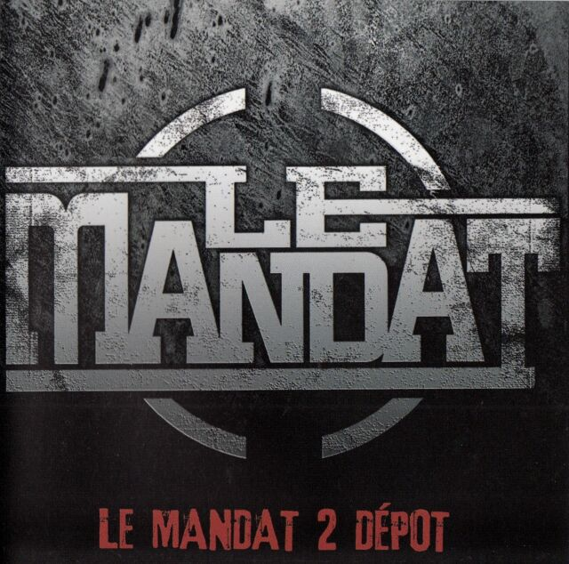LE MANDAT / 2 CD-SET - NEU