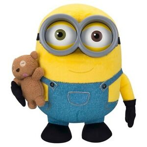 Minions Bob With Teddy Bear 9281a