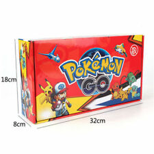 2.8'' 8Pcs Pokeball Ball set Pokemon GO Action Figures Christmas Toy Gift UK