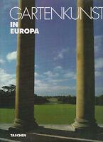 Gartenkunst in Europa 1450 - 1800 von Torsten Olaf Enge   Buch   gebraucht