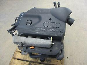 AGU 1.8T 110KW 150PS Motor TURBO VW Golf 4 AUDI A3 8L 94Tkm MIT GEWÄHRLEISTUNG
