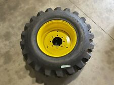 John Deere Lva12743 Wheel Amp Galaxy Marathoner Tire Combo 15 195 6 Ply