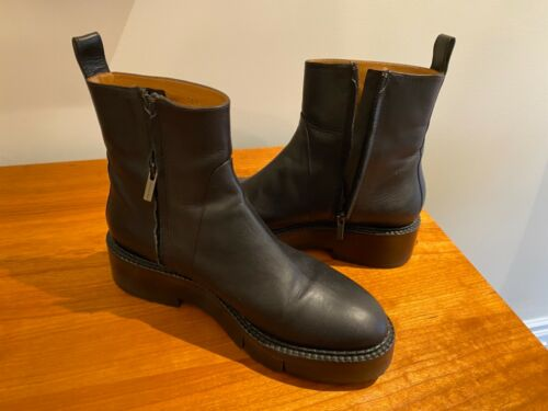 clergerie ankle boots, size 40