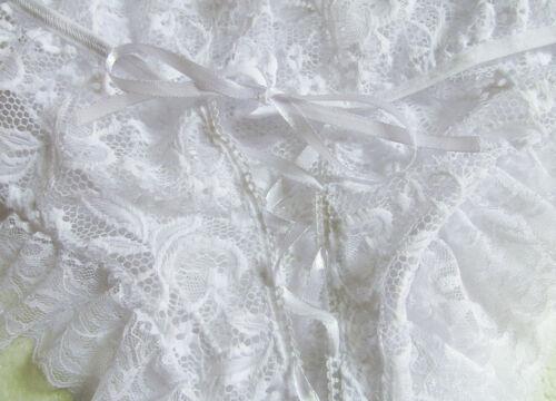 Women/'s Lace Thongs G-string V-string Panties Knickers Lingerie Underwear black