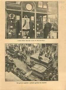 """Abbé Faller Musée de Mars-la-Tour Meurthe-et-Moselle/London UK 1911 ILLUSTRATION - France - Commentaires du vendeur : """"OCCASION"""" - France"""