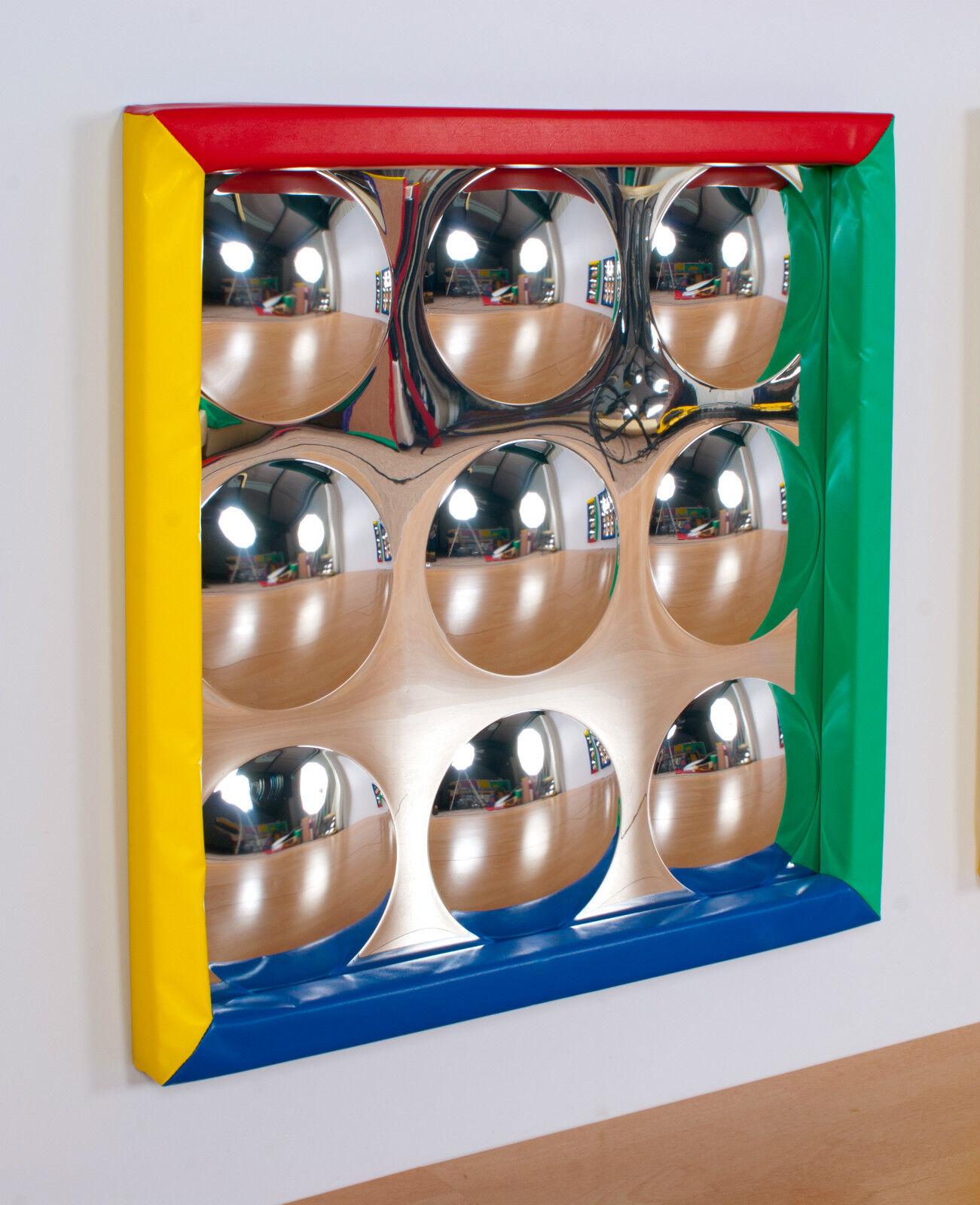 Sensory Safety Bubble Mirror Large Bubble Mirror (M3012)