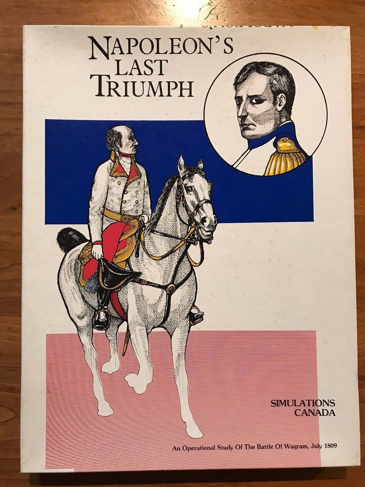 Napoleons letzte triumph - simulationen kanada - unpunched lohnt