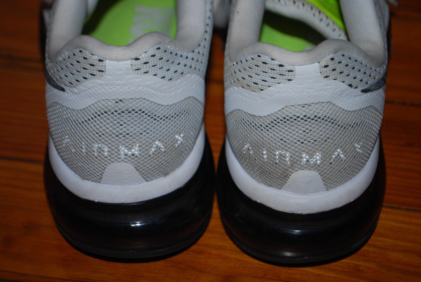 5bc38eaef46fc ... Women s Air Max 2014 White Volt Running Running Running Sneakers (7.5)  2f7bbc