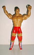 FIGURINE CATCH WWE  JAKKS PACIFIC 2003 ARTICULE (18x11cm)