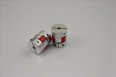 BF 12mm x 16mm CNC Flexible Plum Coupling Shaft Coupler D30 L42