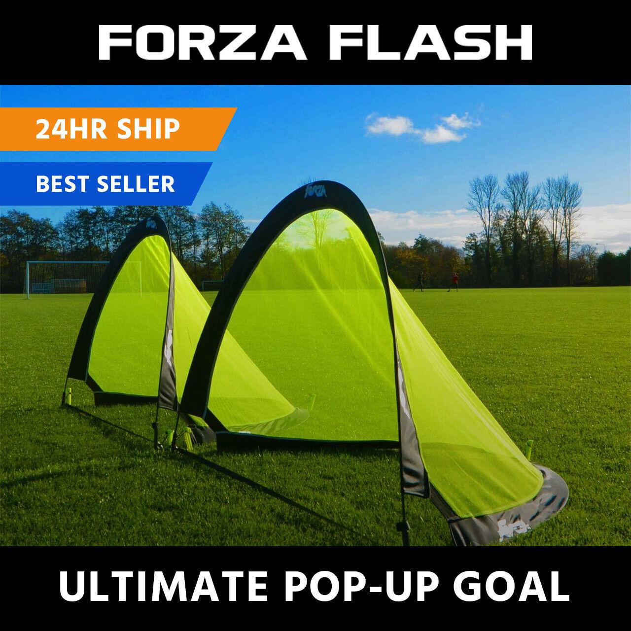 Forza flash pop-up de destino fútbol objetivo  3 Tamaños [Net World Sports]