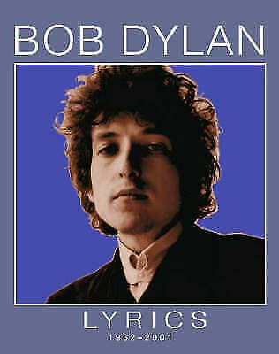 Lyrics: 1962-2002