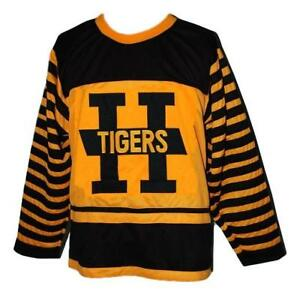 official photos a63be 19505 Details about Custom Name # Hamilton Tigers Retro Hockey Jersey New Yellow  Any Size