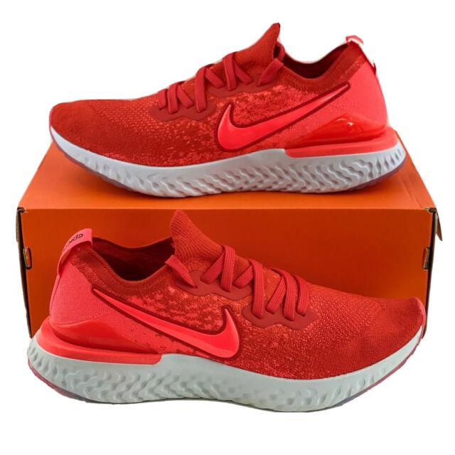 Nike Epic React Flyknit 2 Mens Size 12 Running Shoes Bq8928 601