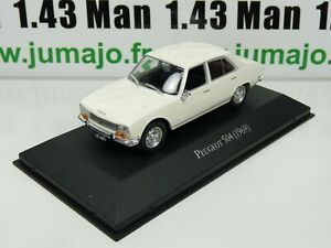 ARG2G-Voiture-1-43-SALVAT-Autos-Inolvidables-Peugeot-504-1969