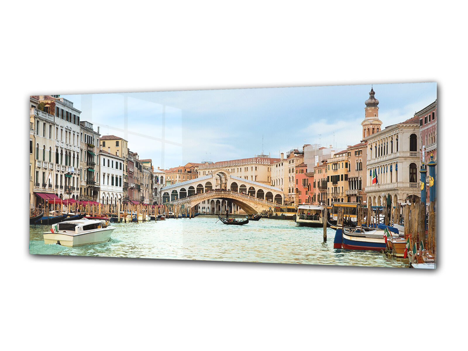 Glass Print Wall Art 80x30 cm Image on Glass Decorative Wall Picture 47252651