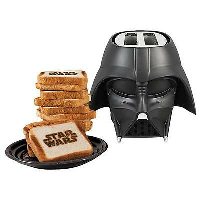Star Wars Darth Vader Two- Slice Toaster