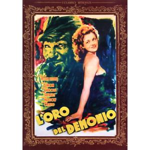 Oro-Del-Demonio-L-039-Dvd-Nuovo