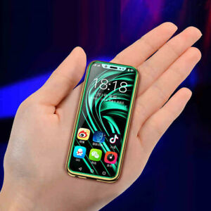 Super-Mini-4G-LTE-Smallest-Smartphone-K-TOUCH-I9Android8-1-3GB-32GB-Face-ID-Wifi