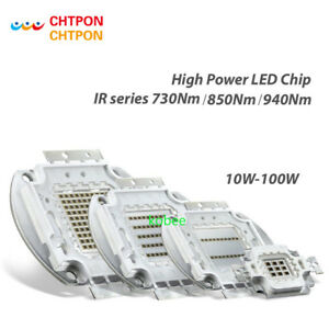 940NM 20W 30W 50W 100W Constant Current Led Driver For 850NM 730NM IR Light