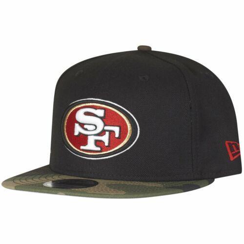 New Era 9Fifty Snapback Cap San Francisco 49ers camo