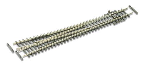 Weiche lang rechts Versand aus D Peco Code 55 Peco SL-E388F Spur N