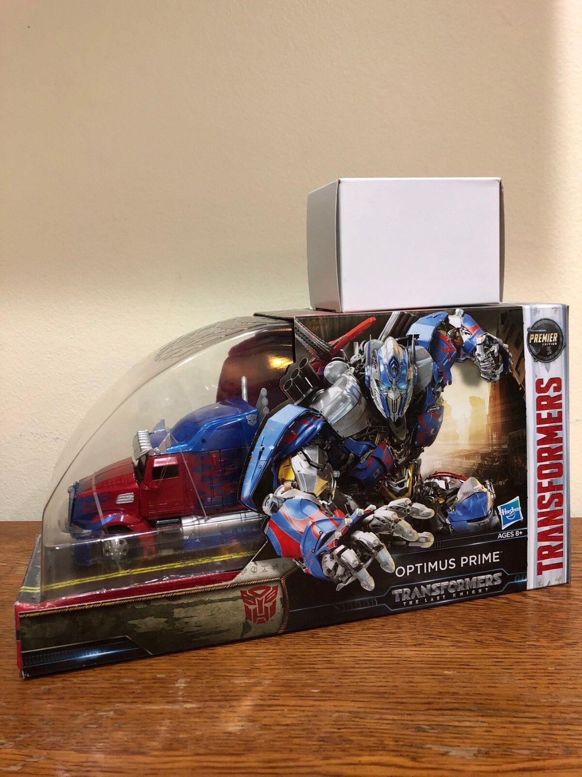 Hasbro SDCC 2017 Transformers The Last Knight Premier Edition OPTIMUS PRIME