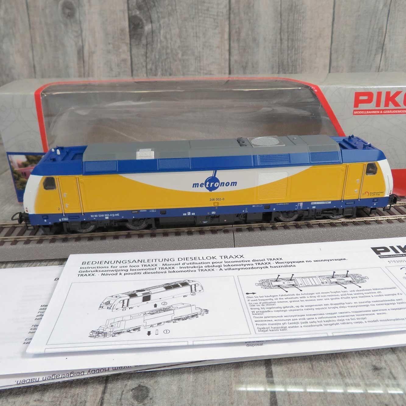 para barato PIKO 57530 - HO - - - LNVG - Diesellok 246 002-0 - m. DSS - OVP - Q26363  100% precio garantizado