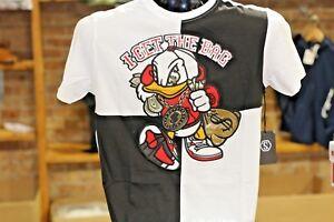 Youth-Shirt-034-I-Get-the-Bag-034-Fashion-and-Casual-T-shirt-Red-Black-White-S-thru-XL