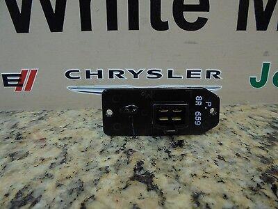 Dodge Ram 1500 2500 /& 3500 A//C Blower Motor Switch Resistor OEM Mopar New