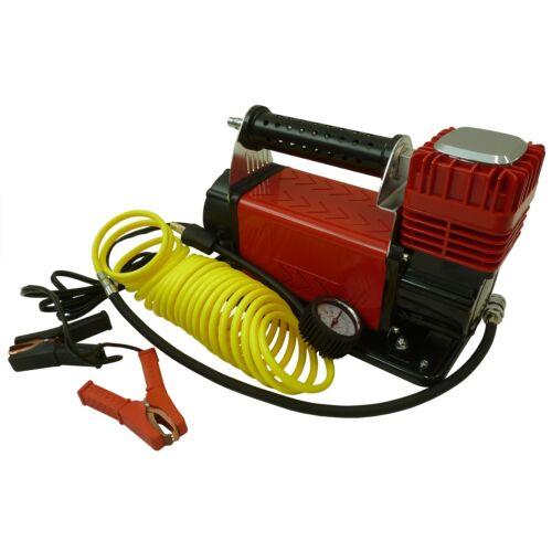 SWE023 High Flow Air Pump 150 PSi Compressor 12 Volt Portable Tyre Inflator