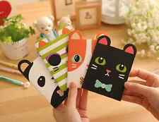 Creative Stationery   Cute little animal modeling notebook   Portable Notepad