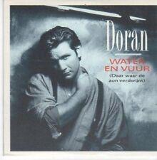 (BG640) Doran, Water En Vuur - 1995 CD