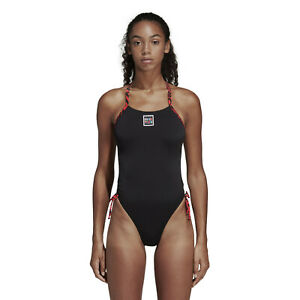 incidente radio capítulo  Adidas Women's Pro sólido Hack el Lane Infinitex Bañador Traje de Baño de  1PC UK-34-38 | eBay