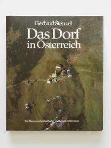 Das-Dorf-in-Osterreich-Gerhard-Stenzel-Fotos-Lothar-Beckel-Lorenz-Schoenmann