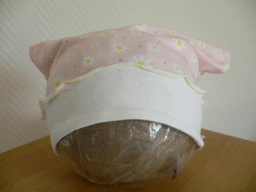 protección rosa verde 49-53 Sterntaler chica pañuelo 50+uv