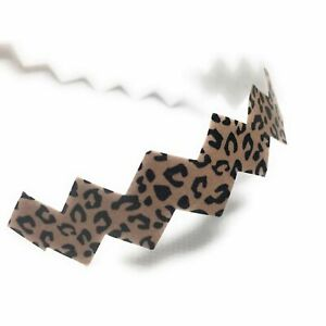 We R Memory Keepers Leopard Print American Crafts Chevron Washi Tape