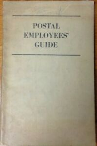 United States Postal Employees Guide 1939