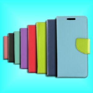 For-HTC-One-M9-Soft-Wallet-Case-Phone-Flip-Folio-Pouch-Cover-Screen-Protector