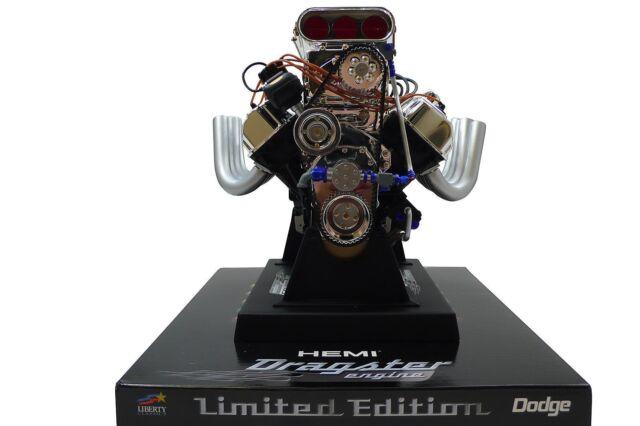 Liberty Classics 1:6 Scale Die-Cast Metal Engine LC84028 Hemi Top Fuel