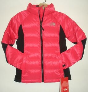 449c897d8 THE NORTH FACE GIRLS LIL   CRYMPT DOWN WINTER JACKET- AYXSV- T PINK ...