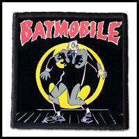 Batmobile --- Patch /mad Sin The Meteors Nekromantix Tiger Army Klingonz