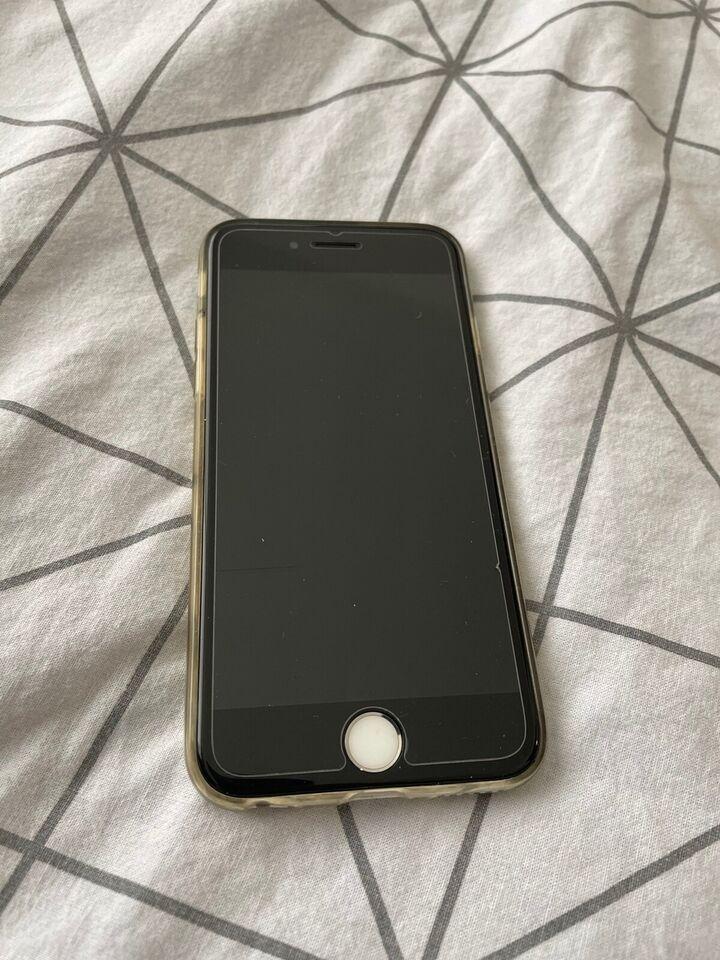 iPhone 6S, 16 GB, sort