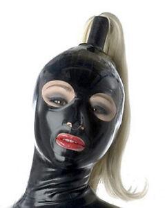 Black angelika latex